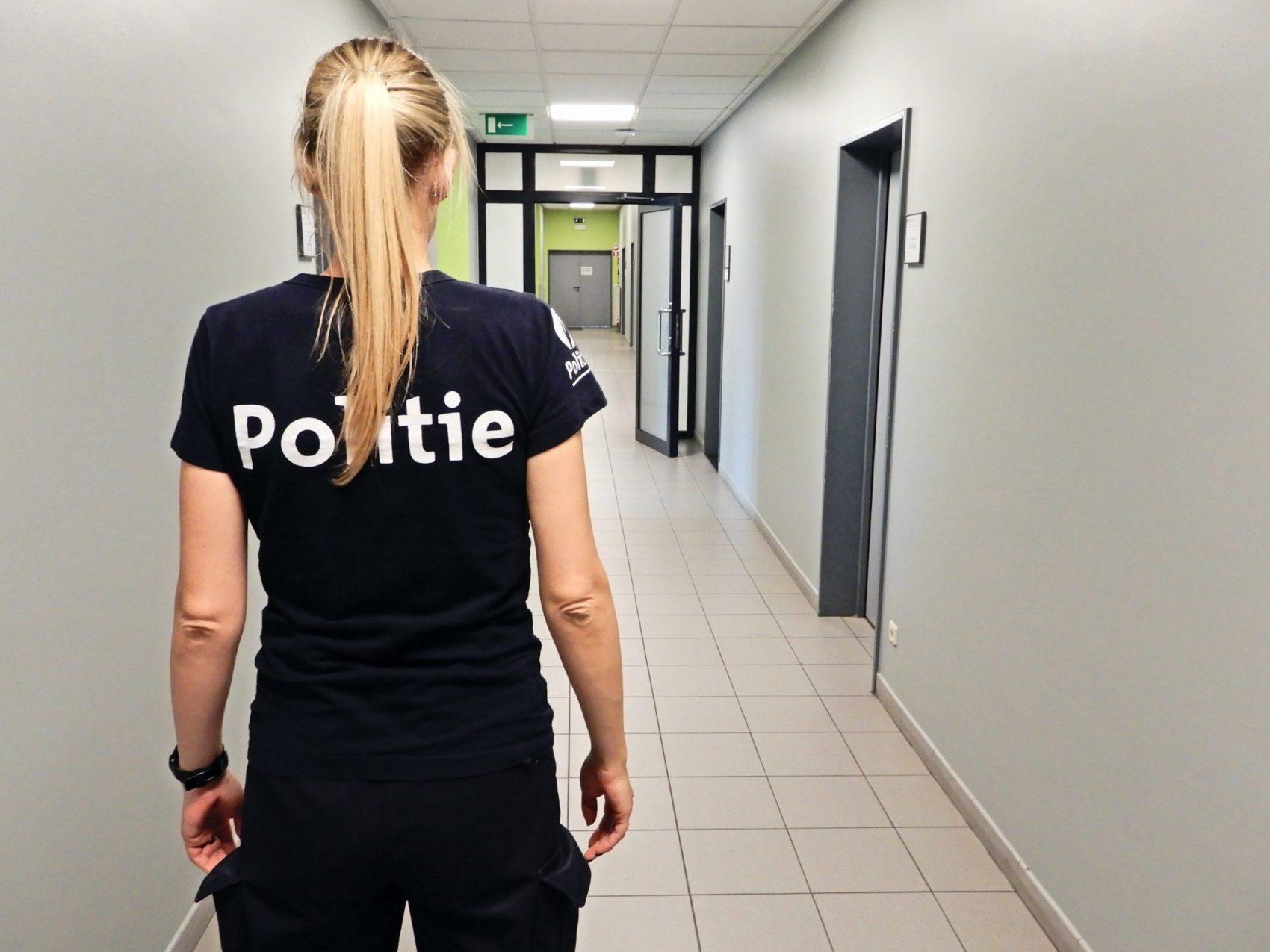 Stefanie is politieagent