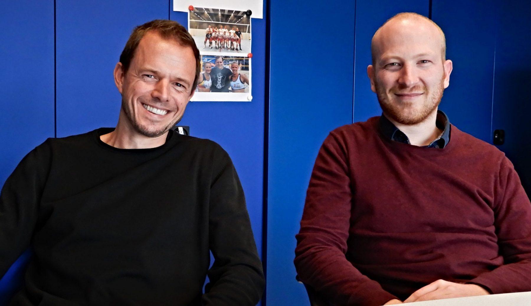 Pieter en Stijn zijn stabiliteitsingenieurs