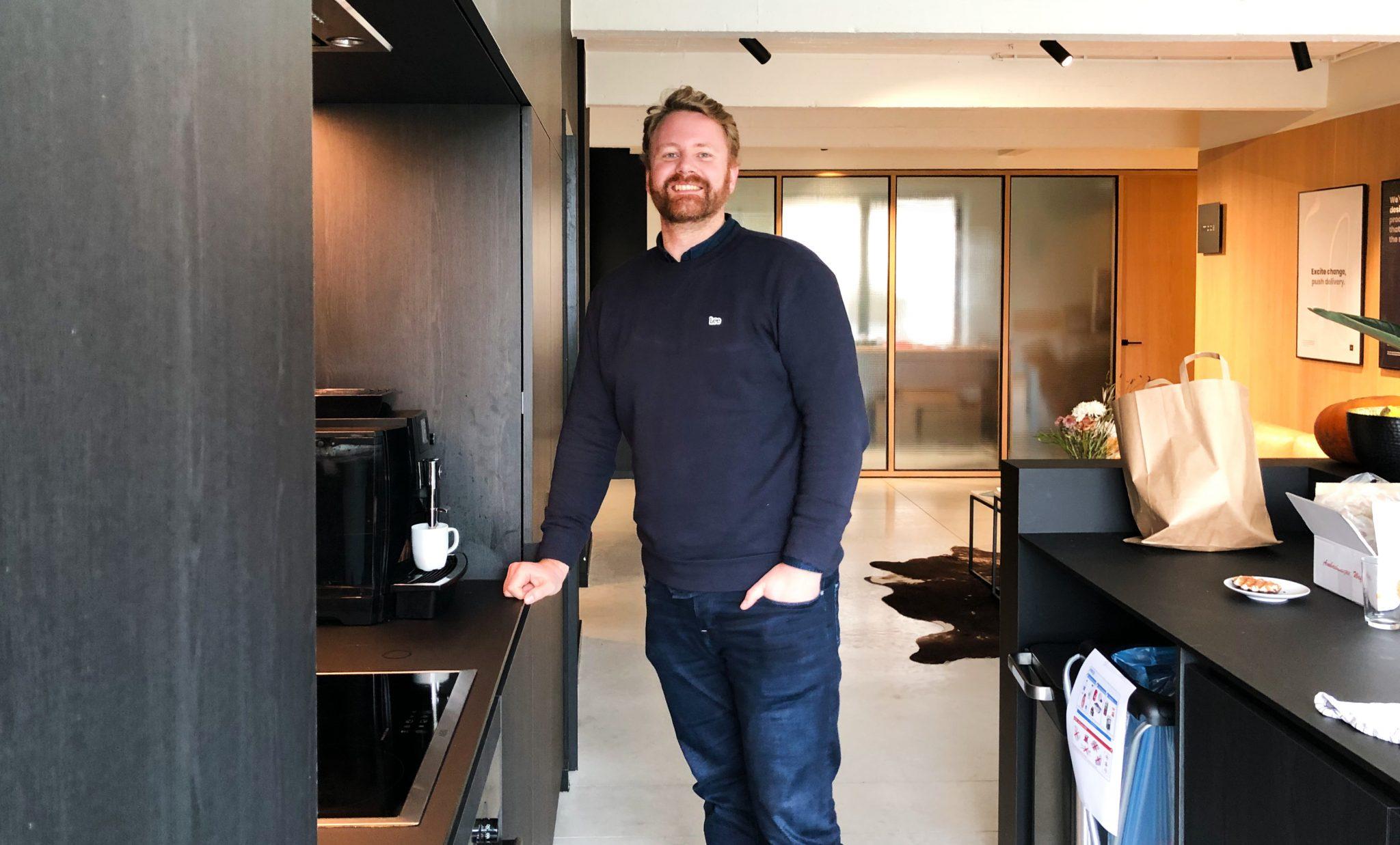 Timothy is zaakvoerder van een design- & innovatiebureau
