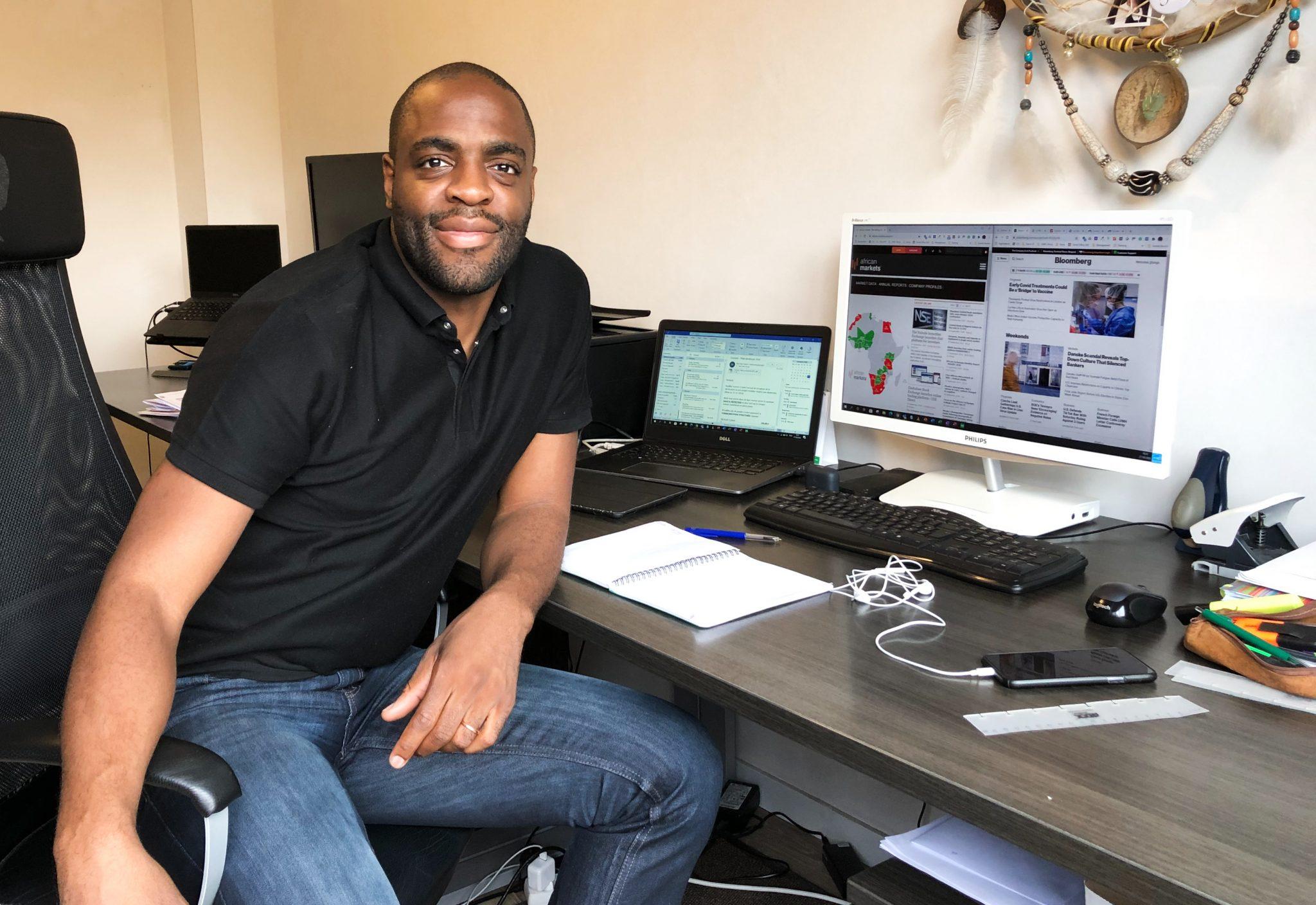 Jean-Julien is co-founder  van twee financiële startups